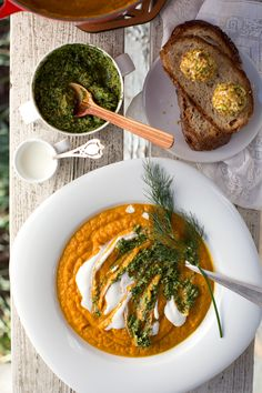 ... eat | soups on Pinterest | Soups, Tomato Soups and Roasted Cauliflower