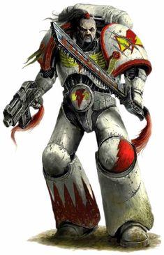 White Scars - Warhammer 40K Wiki - Space Marines, Chaos, planets, and more, Cpt. Bataar beckjann-d41uvkv.jpg