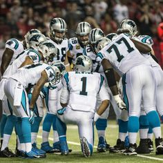 from Carolina Panthers Never. Give. Up.