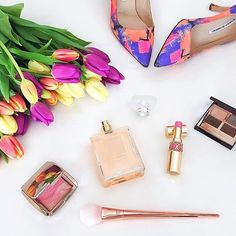 New Post: Sharing something sweet with you over on the #blog (link in bio) #beauty #beautyblogger #instabeauty #makeup #makeuplover #makeupjunkie #makeupaddict #makeupforever #face #lips #lipstick #perfume #blush #tulips #shoes #shoeporn #shoegame #eyes #