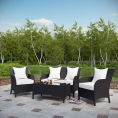 Modway - Thrive Sofa Set (EEI-725)