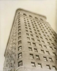 Flatiron Back by Anne Bowerman