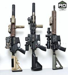 Military Weapons, Weapons Guns, Guns And Ammo, Rifles, Gun Vault, Ar Pistol, Battle Rifle, Custom Guns, Cool Guns