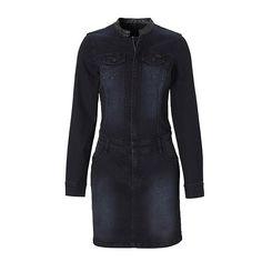 Geisha jurk €89,95 Wehkamp.nl Finally a denim dress that's not too bleachy and has a good bodyconsious model and fit.
