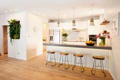 concrete pendant light kitchen - Google Search