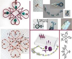 Mount Jewelry - How to Make and Sell, Step by Step, Ideas and More!: You know the WigJig?