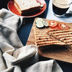 Sandwich, Grilled, Toasted, Lunch