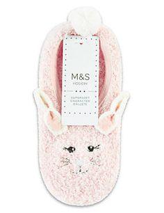 Rabbit Ballet Slipper Socks Slipper Socks, Slippers, Sock Animals, Hosiery, Ballet, Children, Rabbit, Character, Shoes