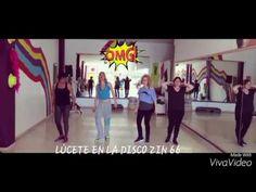Lúcete en la Disco, Zumba Fitness ZIN 66 - YouTube