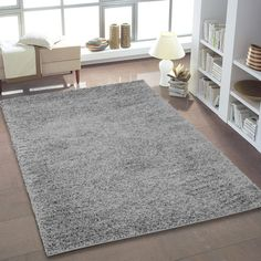 Ladole Rugs Shaggy Collection Soft indoor Solid Area Rug Carpet in Pink, inch x inch, x Fur Carpet, Rugs On Carpet, Carpets, Frieze Carpet, Beige Carpet, Nepal, Carpet Trends, Carpet Ideas, Bedroom Carpet