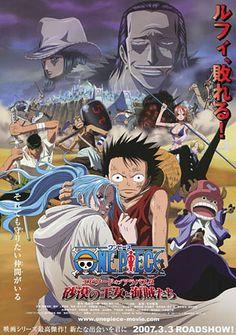 One Piece 8: Episode of Alabaster