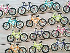 bike cookies | by sarah godlove