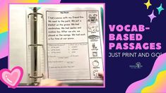 Need fluency passages for the ENTIRE YEAR? Look no further! This resource includes 12 monthly themed fluency passages for 1st, 2nd, and 3rd grade. Kindergarten Gifts, Kindergarten Reading, Kindergarten Classroom, Reading Comprehension Passages, Comprehension Strategies, Fluency Practice, 3rd Grade Reading, Reading Worksheets, Vocabulary Activities