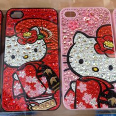 $50.00 - Hello Kitty iPhone 4 Cases - iPhone 4s