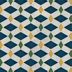 The Zelij Diamonds Moroccan Stencils are inspired by the terra cotta tilework covered with enamel in the form of chips set into plaster. It is one of the main characteristics of the Moroccan architect