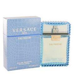 Versace Man Eau Fraiche Eau De Toilette Spray (Blue) By Versace