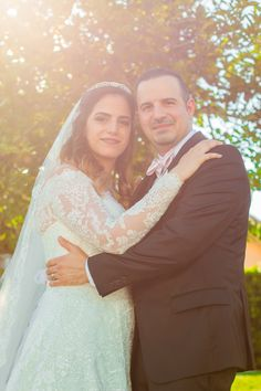Beautiful couple portraits in the backyard of their home! Couple Portraits, Wedding Portraits, You're Awesome, Beautiful Couple, Wedding Photography, Backyard, Couples, Wedding Dresses, Fashion