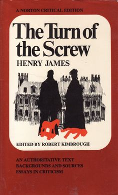 Henry James is solid scary!