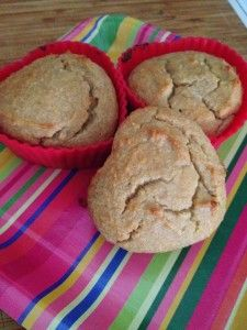 5-Ingredient Simple Banana Bread Muffins; FODMAP Free Paleo Recipes; Paleo; Breakfast Ideas; PrimalPalate.com