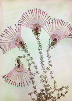 Tarot, Hayward Gallery, Milwaukee Art Museum, Berlin, Galleries In London, India Ink, Outsider Art, Recycled Art, Abstract Flowers