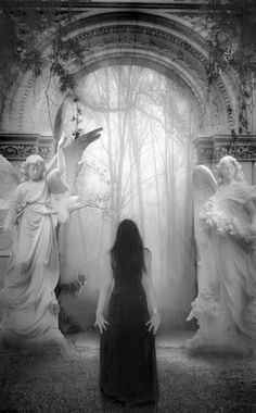 Angels AND fairies.
