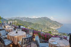 Hotels With the Best Views | Architectural Digest-Belmond Hotel Caruso, Ravello, Italy