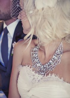 Vintage Glam Inspiration by Couture Events  Love this wedding - lace, bedazzles, feathers, flowers, and AMAZING SHOES