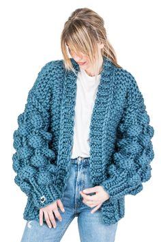 Cardigans Perla Denim Fashion Brand, Womens Fashion, Knitwear Fashion, Resort Wear, Diy Clothes, Online Boutiques, Knit Crochet, Sweaters For Women, Knitting