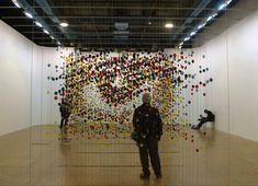 Damián Ortega's Incredible Suspended Sculptures (4 total) - My Modern Metropolis