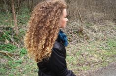 Inspirational Hair, long, curly, and GORGEOUS!