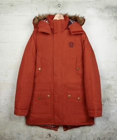 Fred Perry - Down Expedition Parka