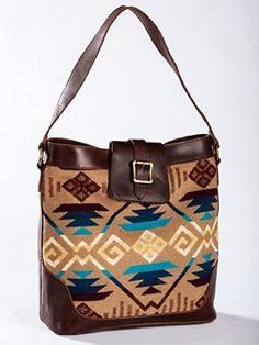 Coyote Butte Hobo Bag
