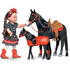 At Walmart My Life As Cowgirl Doll, 2 Assorted, Caucasian