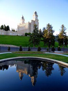 Manti LDS Temple #LDS #Mormon #Temples