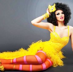 Manila Luzon Fruit Costumes, Drag Queen Outfits, Manila Luzon, Drag Queen Makeup, Adore Delano, Love Your Hair, Drag Queens, Beautiful Boys, Carnival