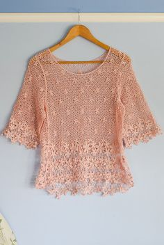 Lace Gypsy Daisy Top