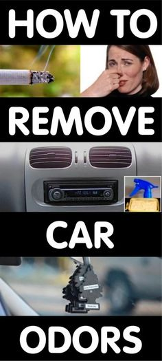 How To Remove Smells From Cars AC Vent System Here are 56 budget-friendly and cool DIY car cleaning hacks that'll make cleaning your car easier. Auto Suv, Diy Car Cleaning, Car Interior Cleaning, Daily Cleaning, Cleaning Recipes, Cleaning Products, Deep Cleaning, Cleaning Supplies, Ac Vent