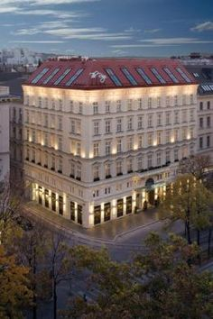 The Ring Hotel in Vienna - If money isn't an object, this is your place