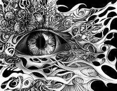 surrealistic macabre fantasy  bone sculpture art   Drawings and Pencil Illustrations - horror