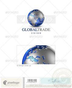 Communications Logo - 3D-21