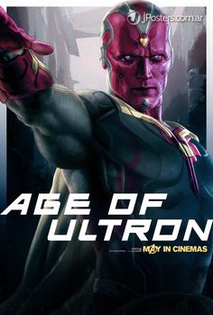 Age of Ultron: The Vision