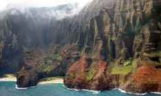 Kalalau Beach and the Na Pali Coast, Kauai