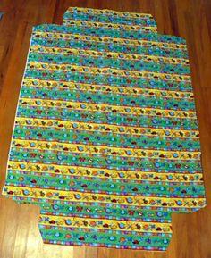 sewing crib sheets made easy