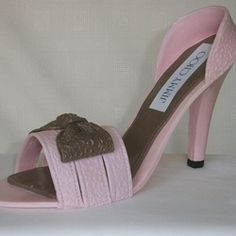 jimmy choo sugar shoe