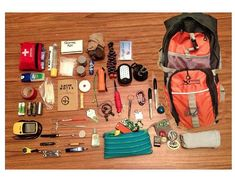 What's in my Geocaching Kit? by cindy_compton, via Flickr