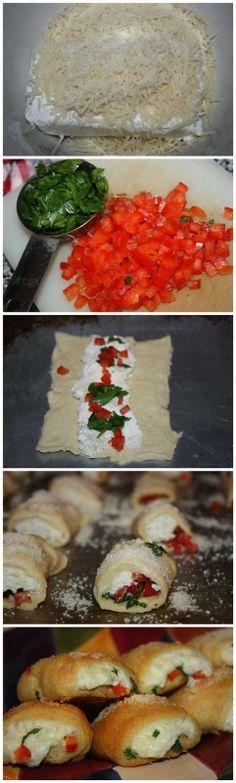 Parmesan Bites #appetizer