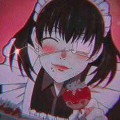 Yandere Anime, Animes Yandere, Chica Anime Manga, Anime Films, Anime Characters, Anime Maid, Girls Anime, Gothic Anime, Anime Profile