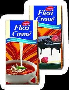Perfectly Whipped and Easy to Spread - Flexi Creme Non Dairy Creamer, Shelf Life, Cholesterol, Truffles, Macaroni, Soups, Cooking Recipes, Pasta, Dishes