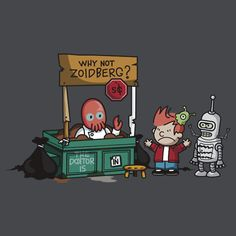 Futurama - This is so freaking adorable, I can't EVEN.
