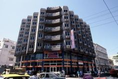 Prezzi e Sconti: hotel a Dakar ad Euro in Skyscraper, Multi Story Building, Hotels, Skyscrapers